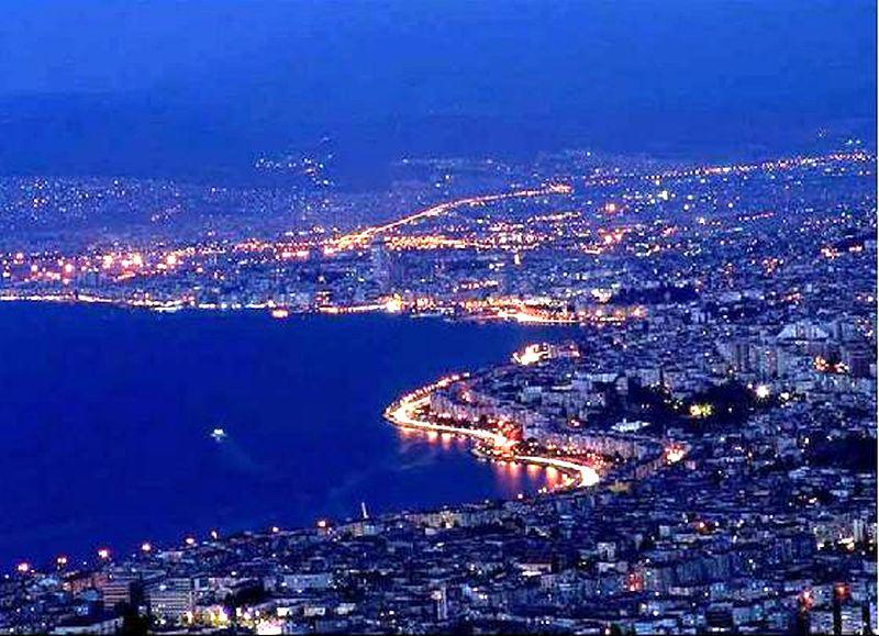 İstanbul - İzmir uçak bileti