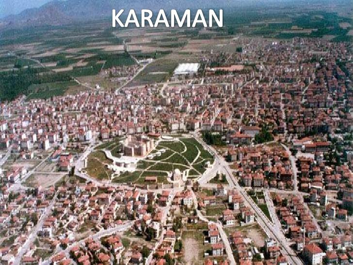 Zonguldak - Karaman uçak bileti