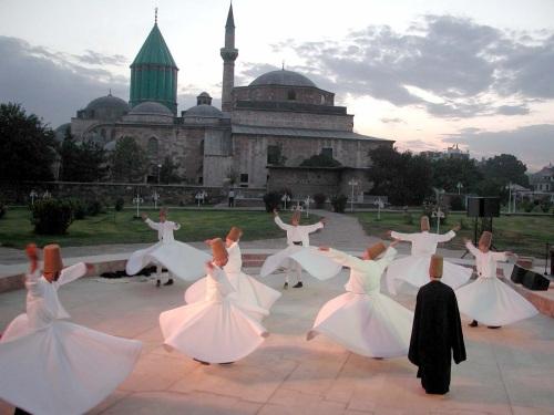 Mardin - Konya uçak bileti